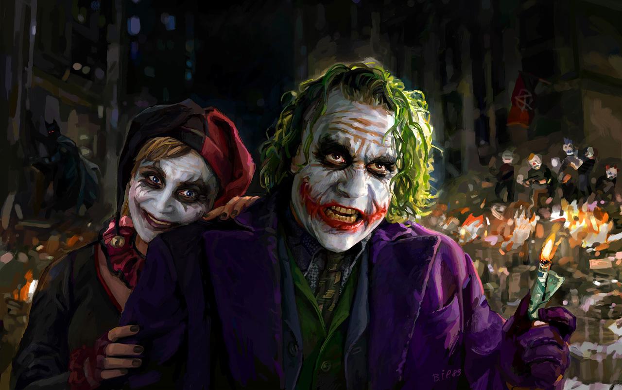 The Joker Wallpaper 1280x803