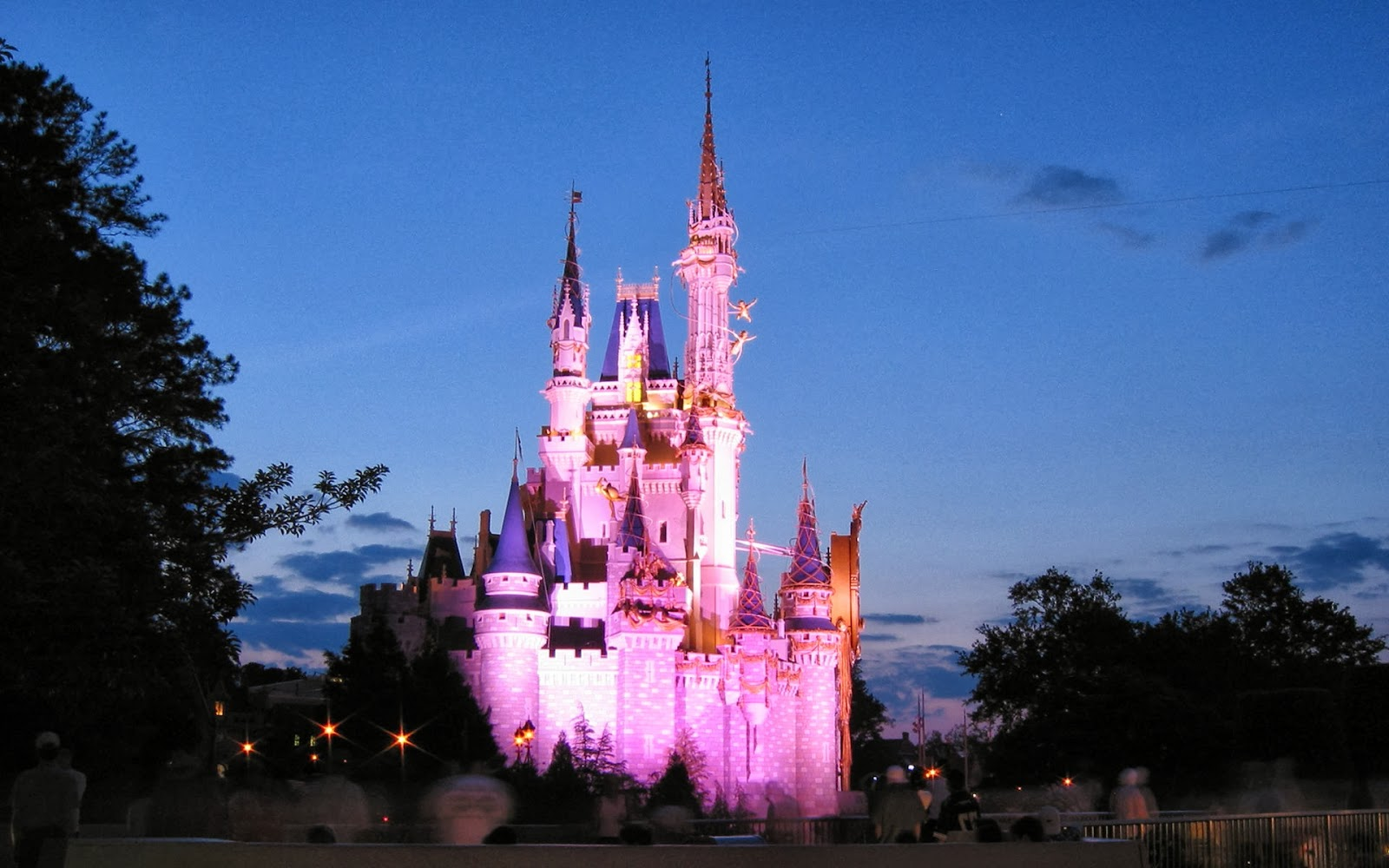 Disney Castle HD Wallpapers Download HD WALLPAERS 4U FREE 1600x1000