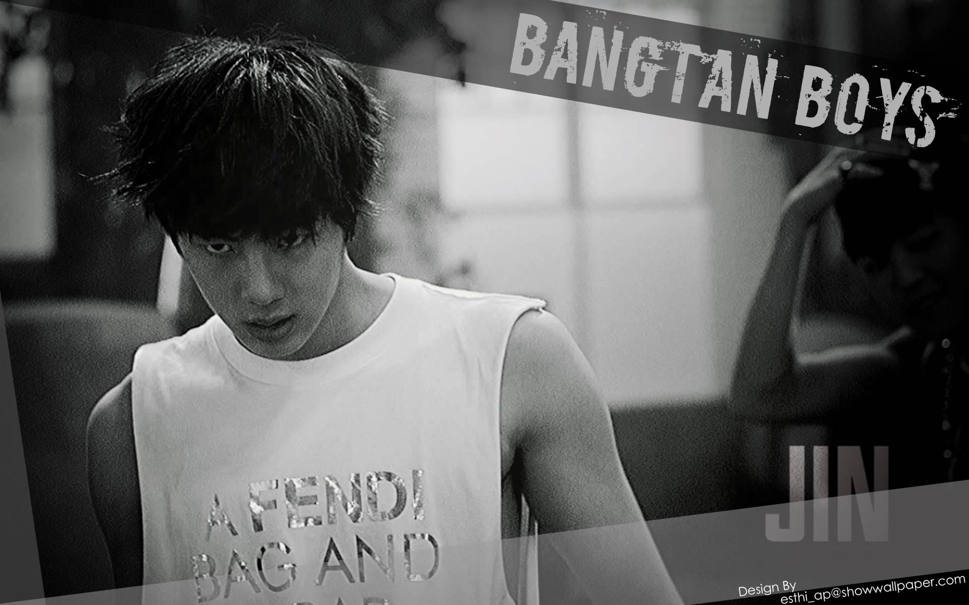 BTS Jin Wallpaper   Bangtan Boys Wallpaper 1920x1200