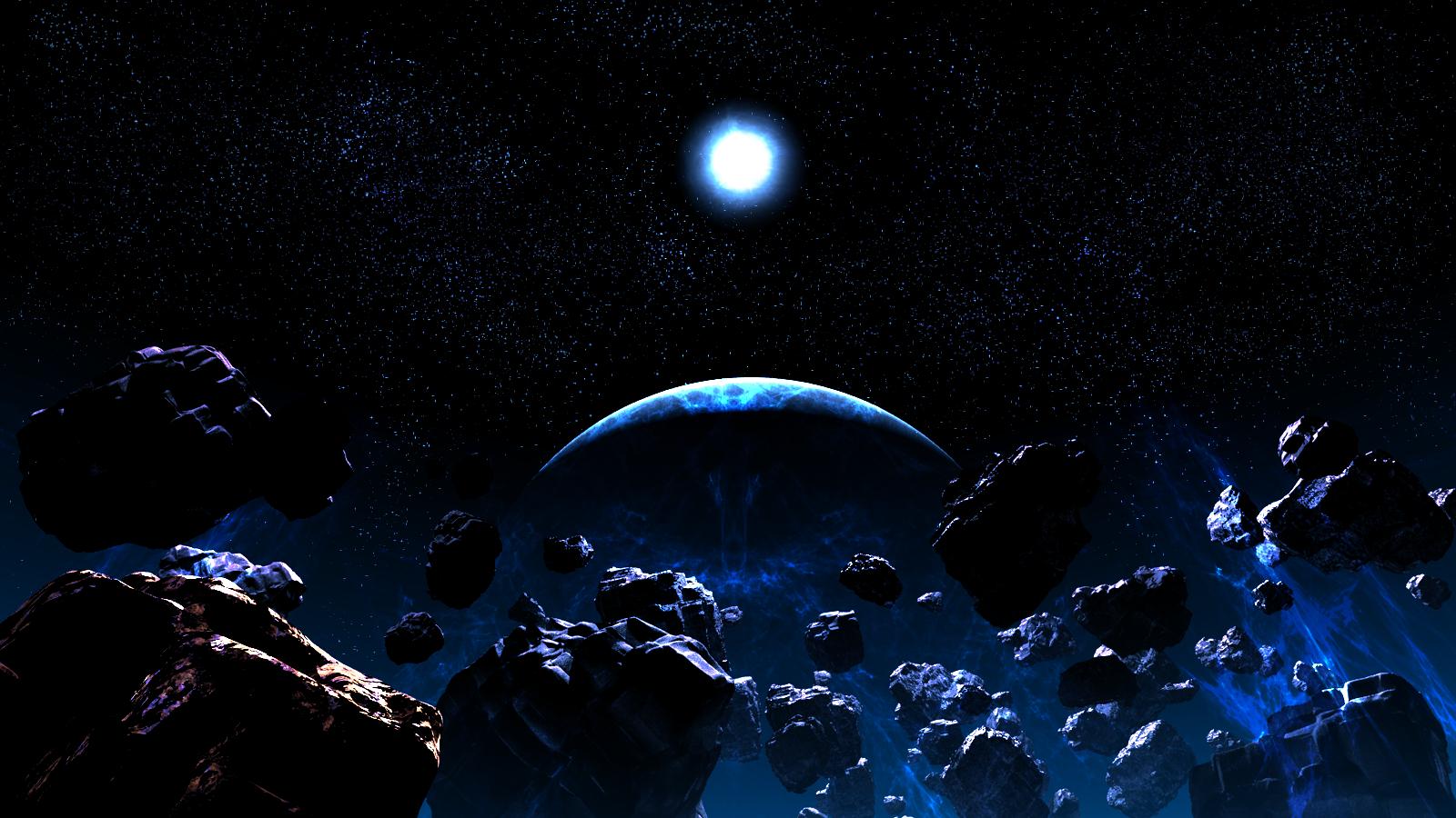 scenic sky space stars y k wallpaper 1600x900 113037 WallpaperUP 1600x900