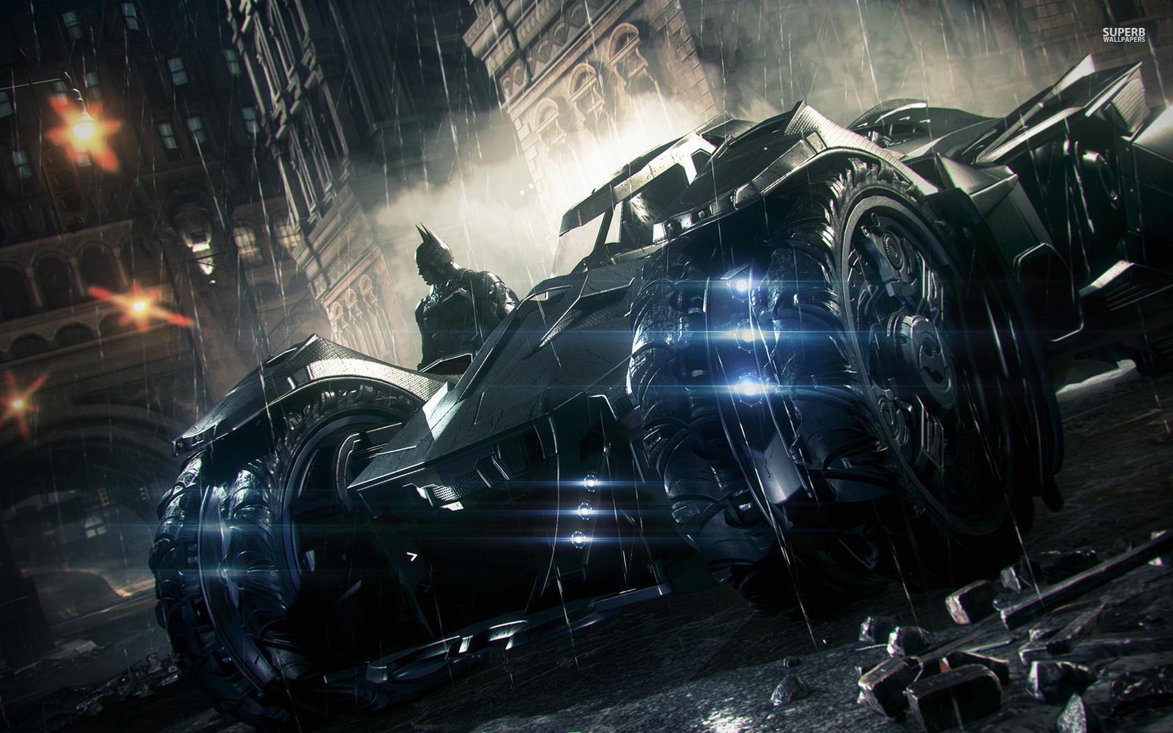 Batman Arkham Knight Wallpaper HD Wide Screen Wallpaper 1080p2K4K 1680x1050
