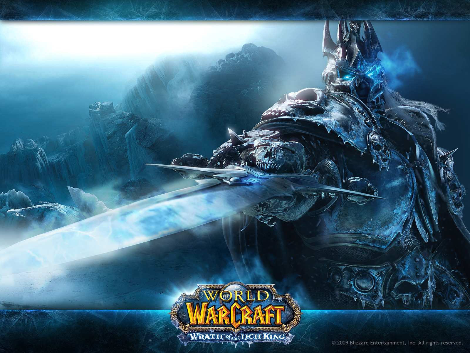 Blizzard EntertainmentWorld of Warcraft Wrath of the Lich King 1600x1200