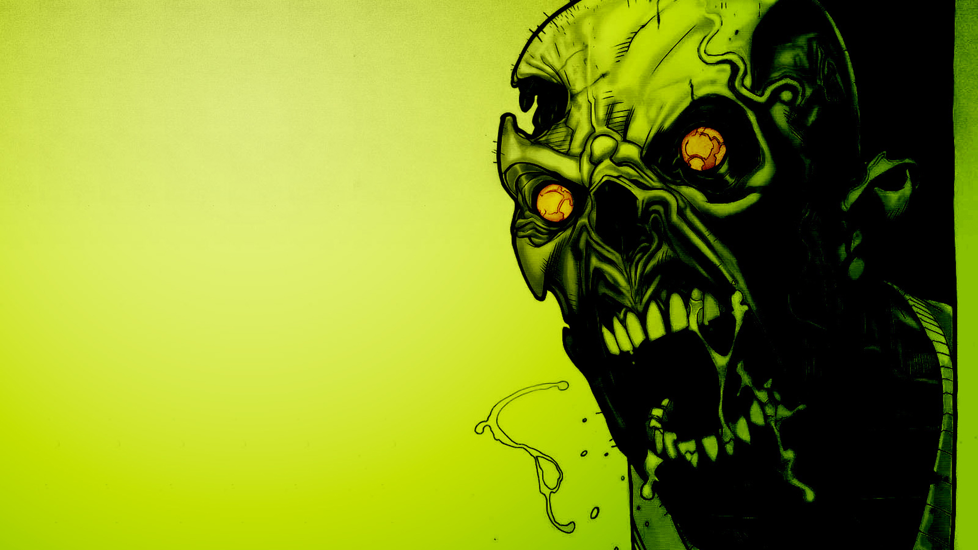 Google chrome themes zombie - Wallpapers Google Cool Background Zombie Images 1920x1080
