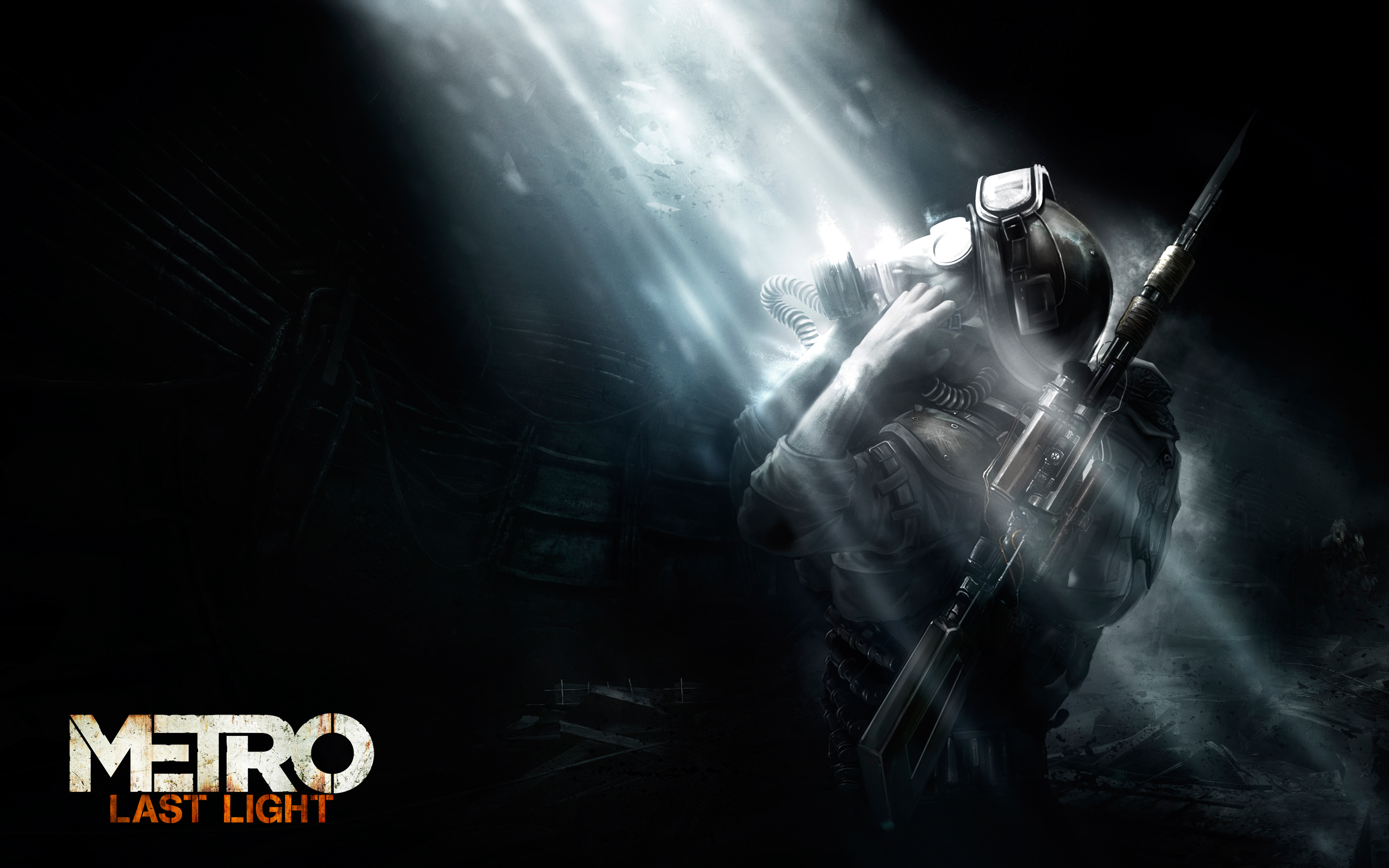 Metro Last Light 2013 Game Wallpapers HD Wallpapers 2880x1800