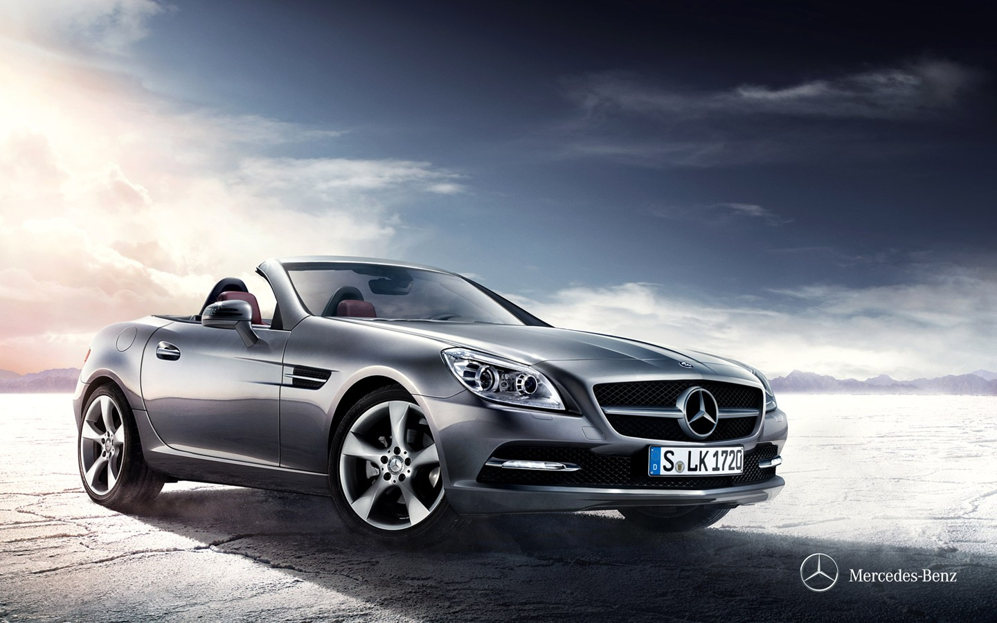 Mercedes Benz SLK Wallpaper HD Photos HDwallsize Wallpaper in Pixels 1440x900