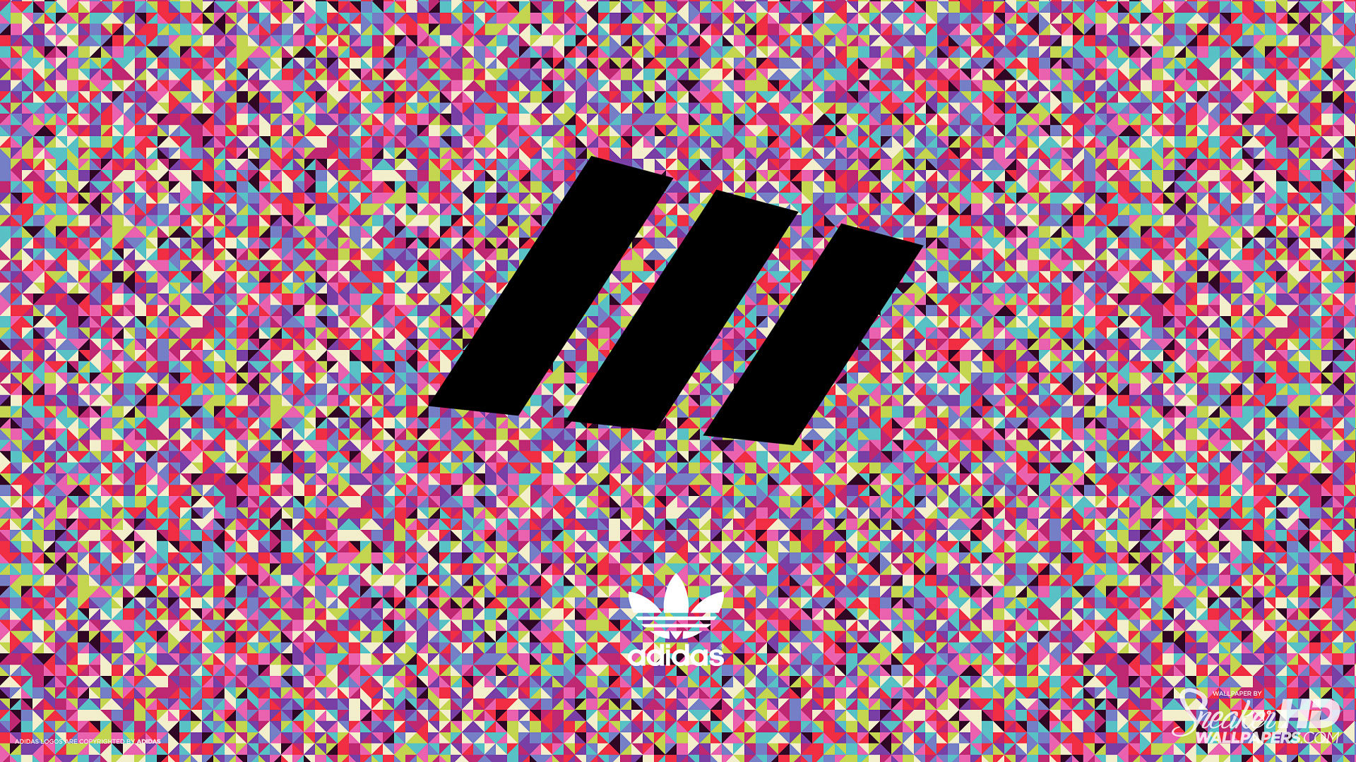 Adidas ZX Flux Multicolor Prism wallpaper in 1080p AND 4K resolutions 1920x1080