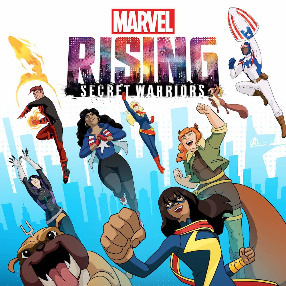 Film Review Marvel Rising Secret Warriors idobi Network 1000x1000
