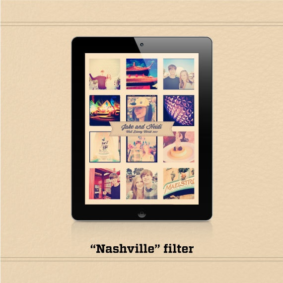 Instagram Collage Wallpaper for iPad iPad lock screen image 570x570