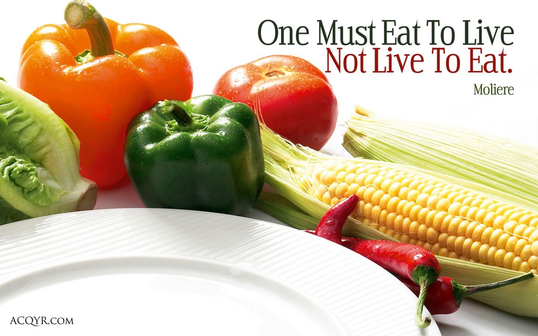 Healthy Living Food Desktop Wallpaper Background 1440x900