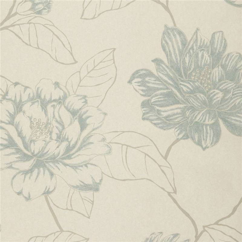 Egg Blue Grey Cream   75010   Florine   Harlequin Amilie Wallpaper 800x800