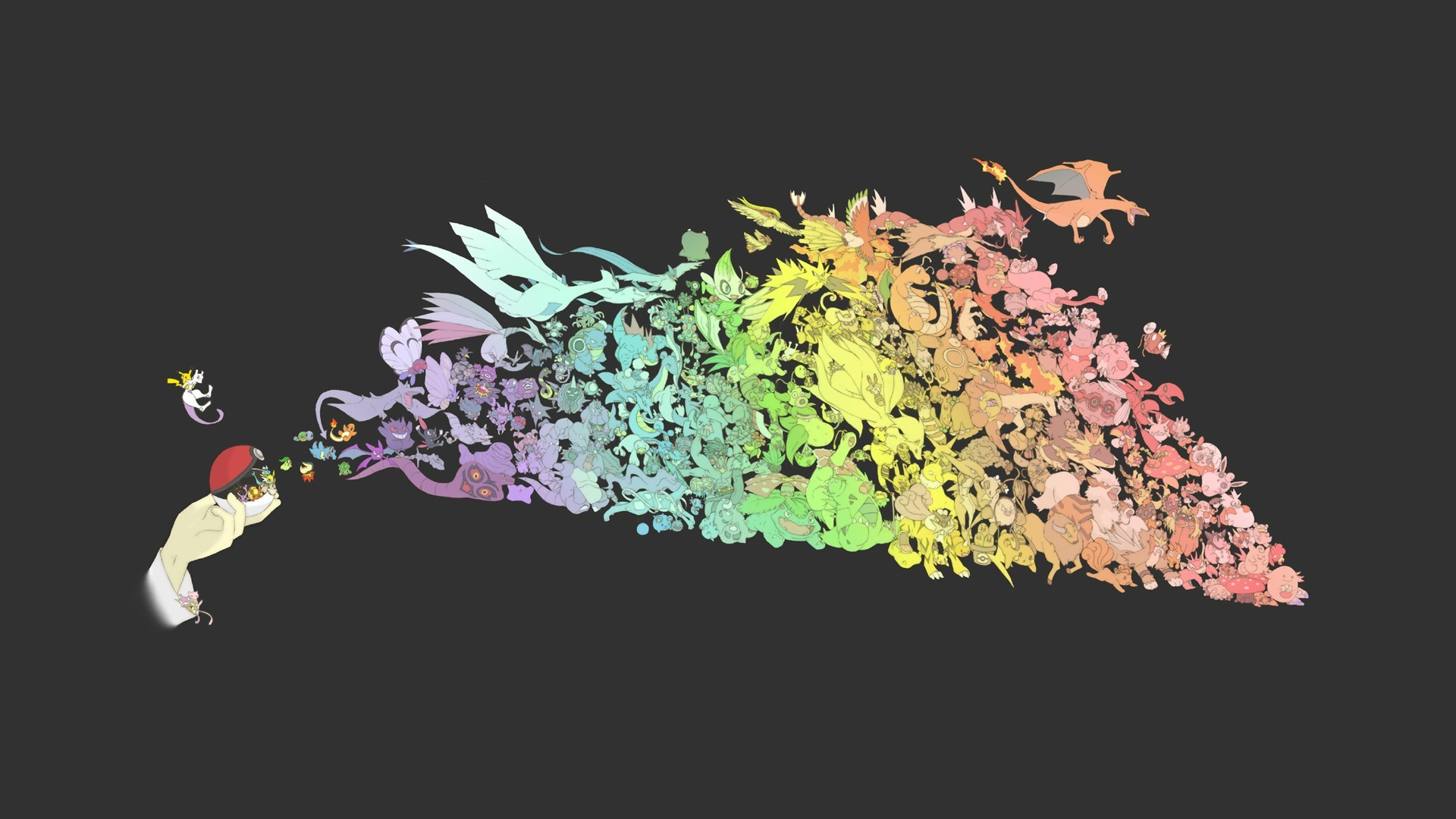 77 Pokemon Wallpaper On Wallpapersafari