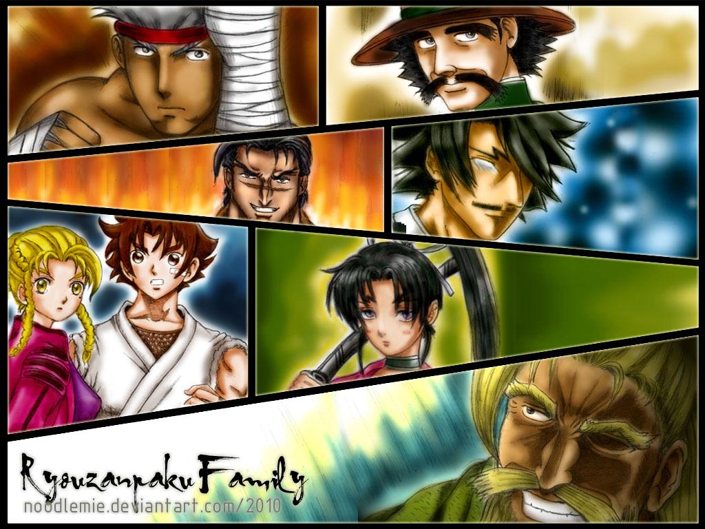 Free Download My Little Sekai Historys Strongest Disciple Kenichi