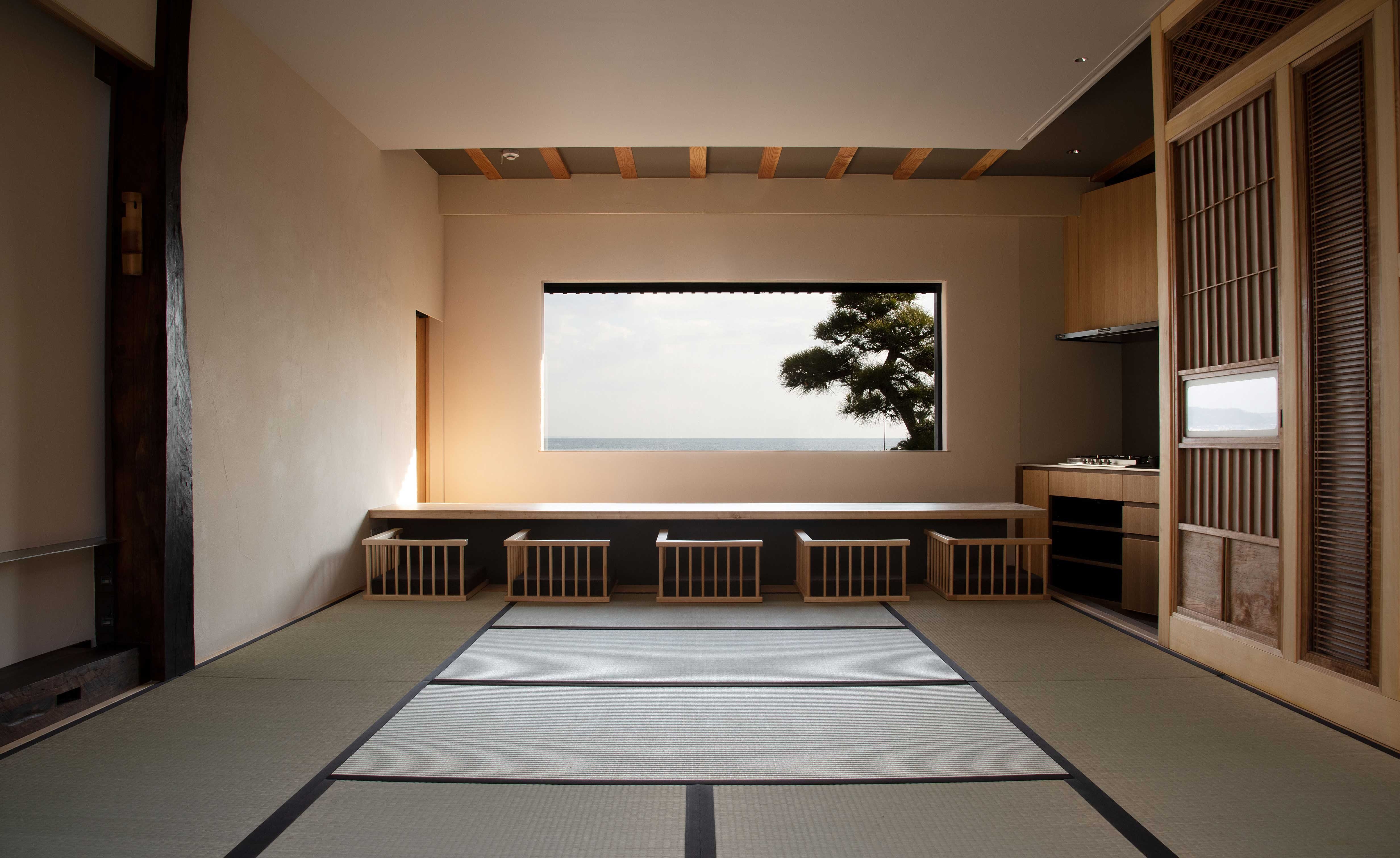 Kishi ke ryokan Kamakura Japan Wallpaper 4928x3021