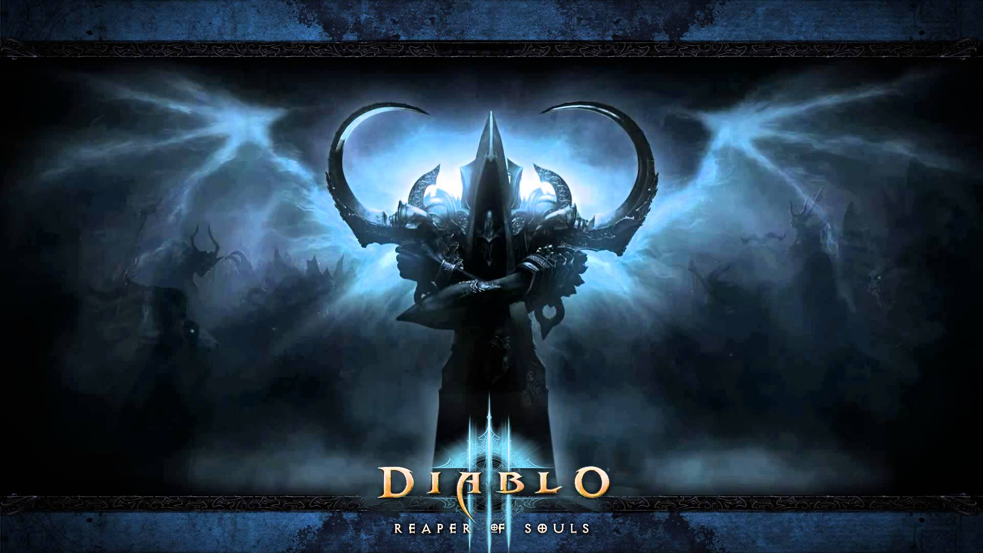 Diablo 3 Reaper of Souls Animated Wallpaper HD 1920x1080
