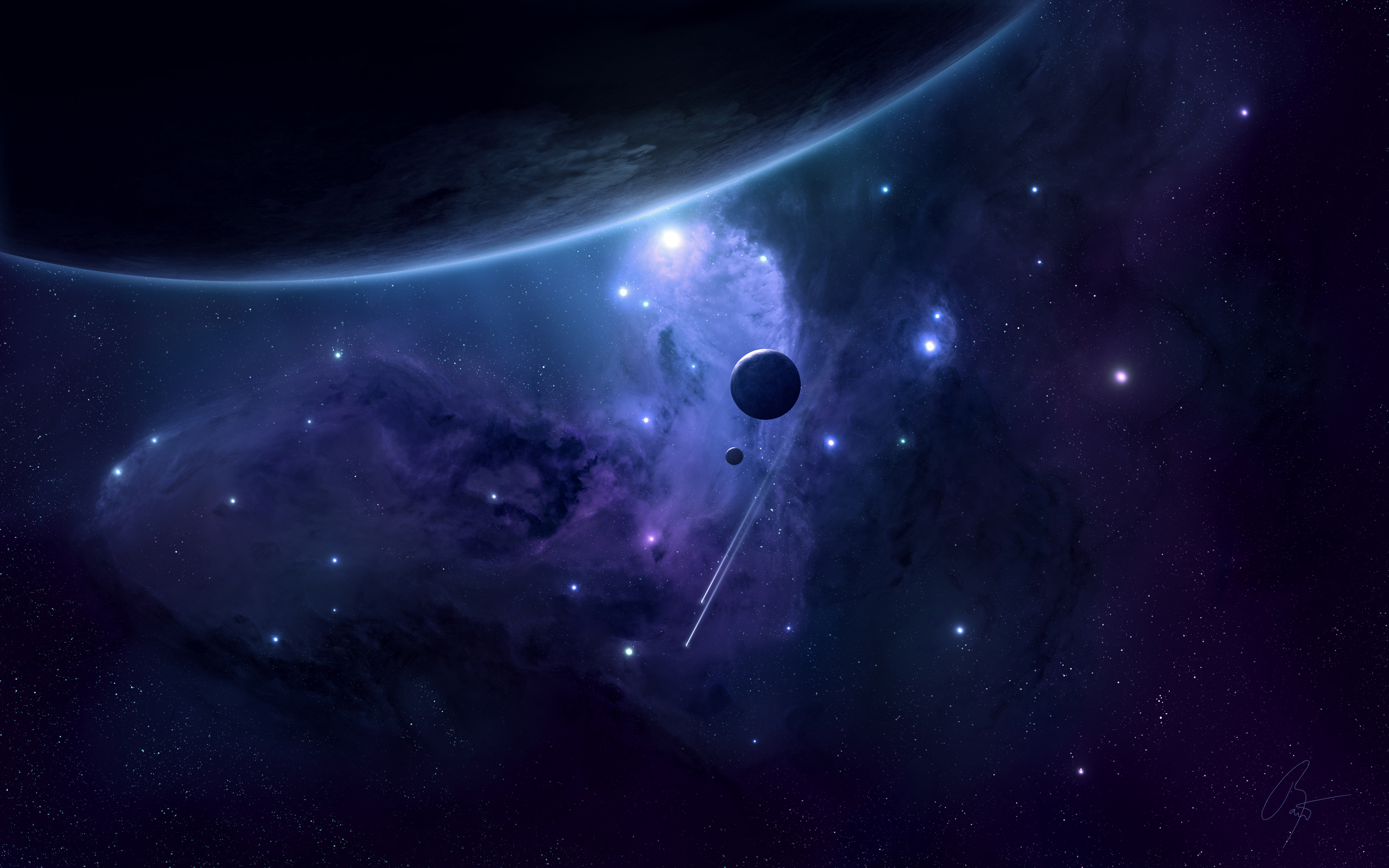 Planets Wallpapers HD Wallpapers 2560x1600