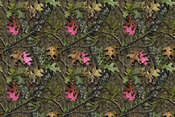Pink Mossy Oak Wallpaper Background Theme Desktop 600x400