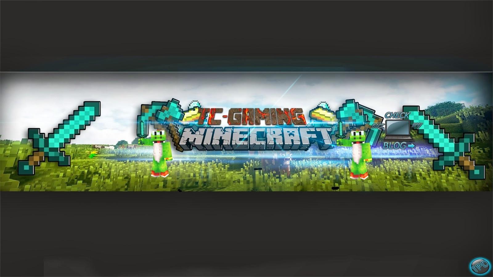 46 Minecraft Youtube Wallpaper Creator On Wallpapersafari