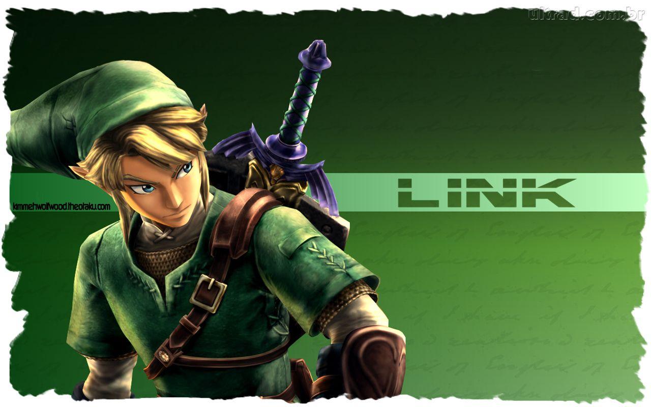 Papel de Parede Link   Zelda 1280x800