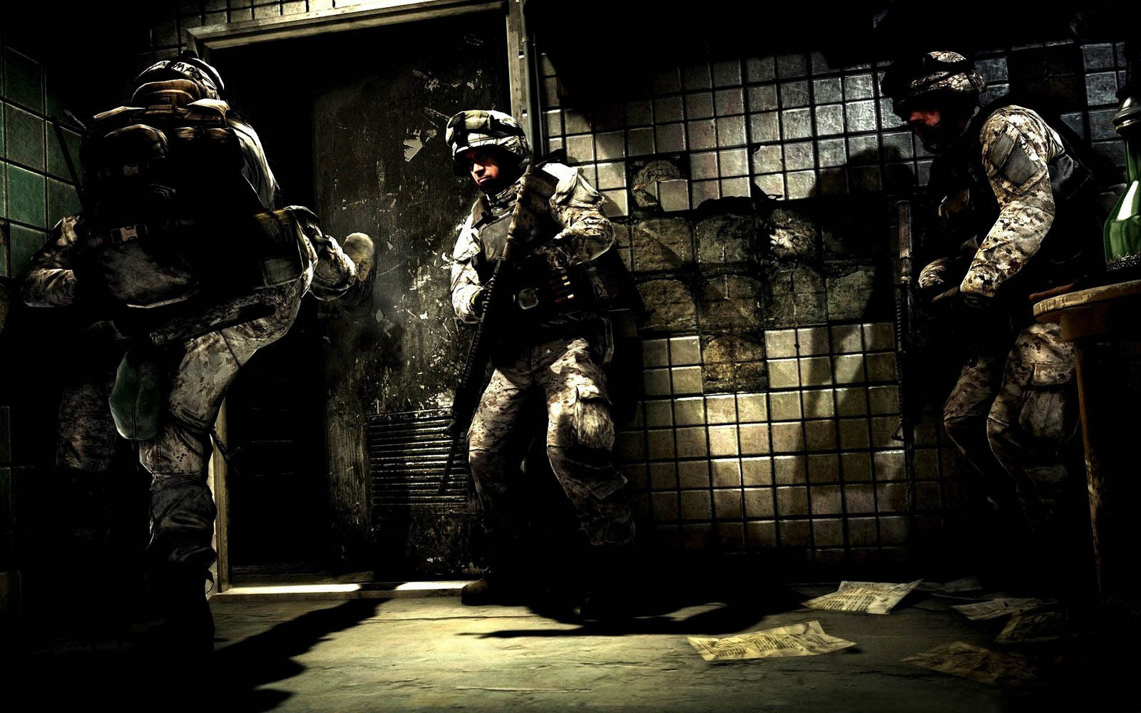 Battlefield 3 Game Wallpapers Battlefield 3 Game Desktop Wallpapers 1600x1000