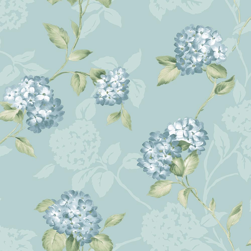 Brewster Arbor Rose Grey Floral Trail Wallpaper ARB67552   The 1000x1000