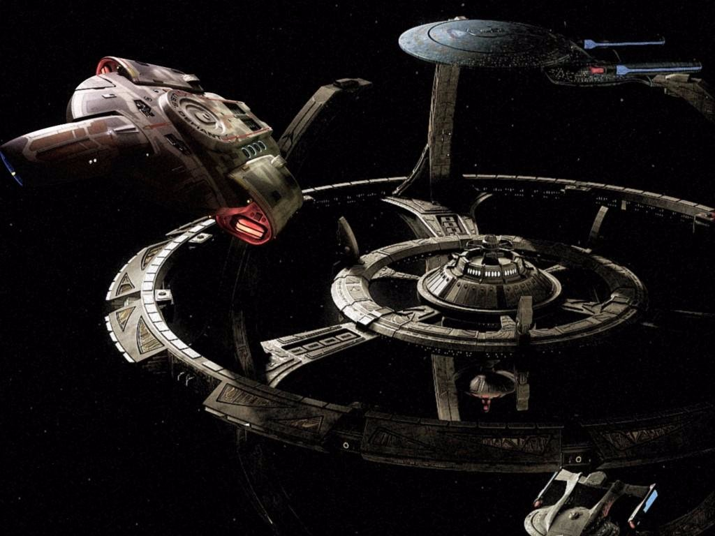 Deep Space Nine Wallpaper   HD Wallpapers and Pictures 1024x768