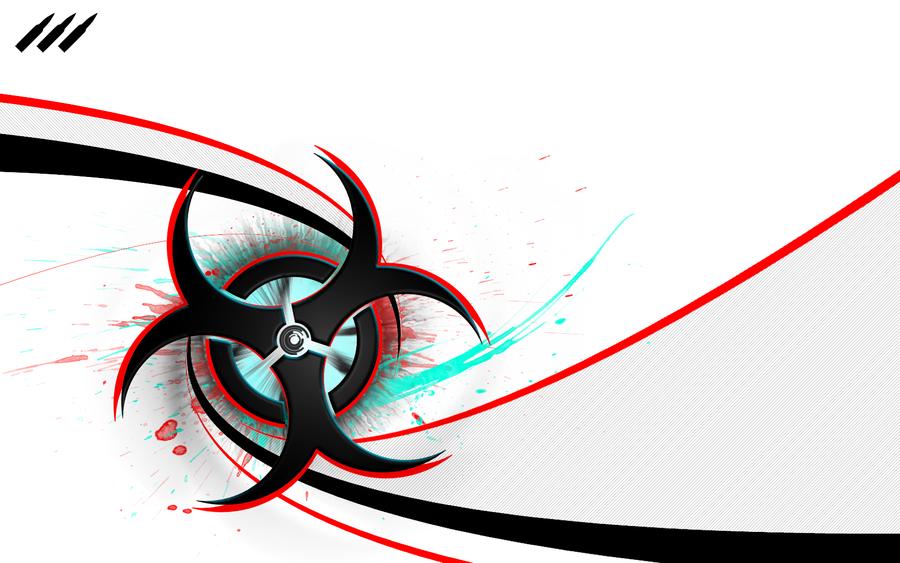 Biohazard Wallpaper by phen designs 900x563
