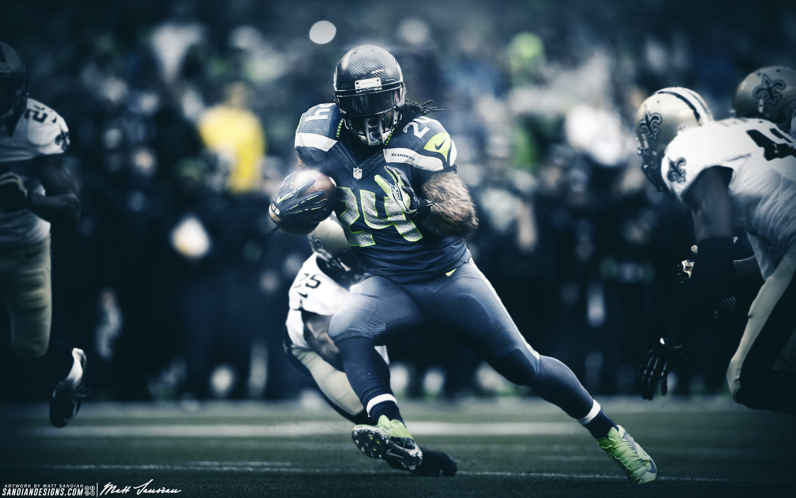 Pictures Of Marshawn Lynch Iphone Wallpaper