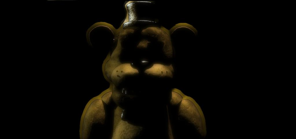 Golden freddy by rockydashedgehog 1024x482