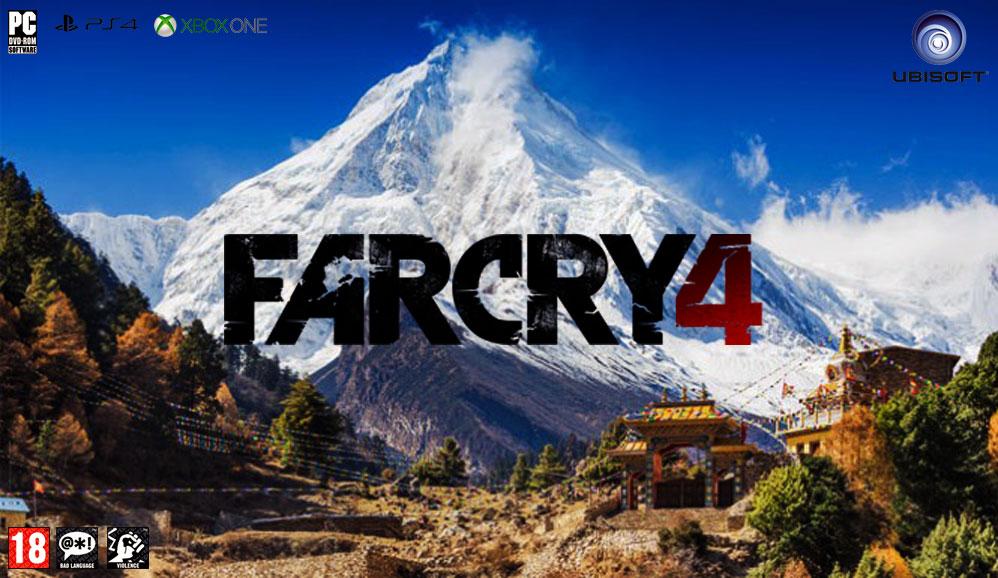 far cry 4 wallpaper 4k download