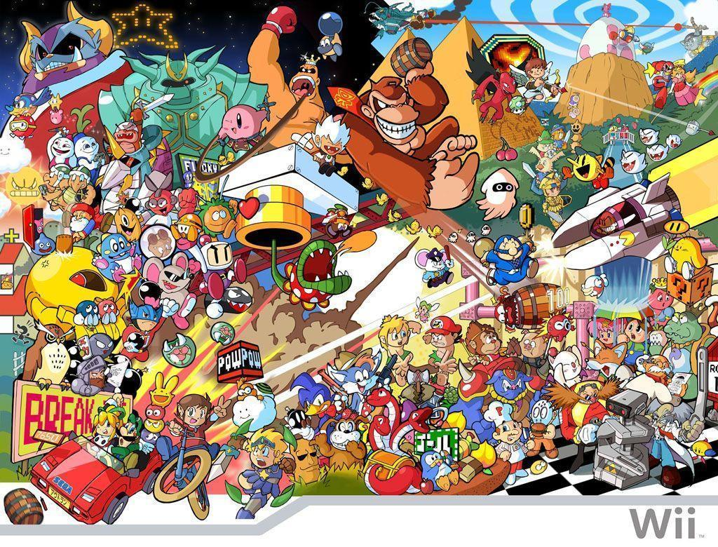 Nintendo Game Wallpapers   Top Nintendo Game Backgrounds 1024x780