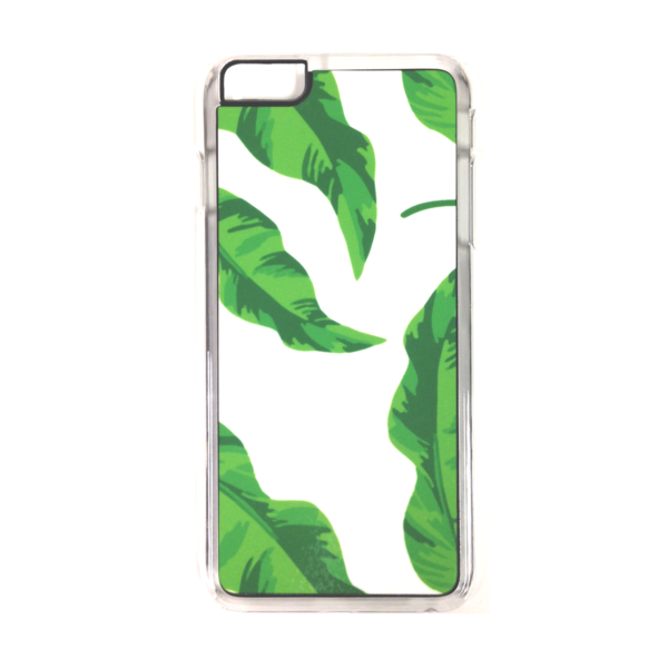 Banana Leaves iPhone 66 Plus Case 600x600