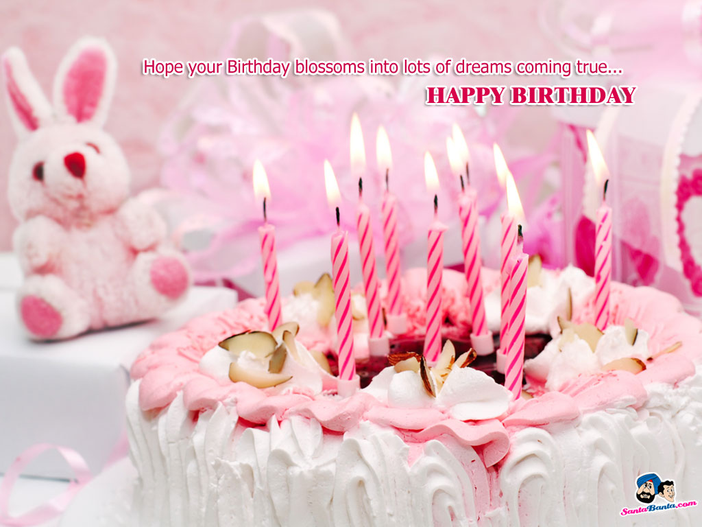 Birthday Greetings Wallpaper Wallpapersafari