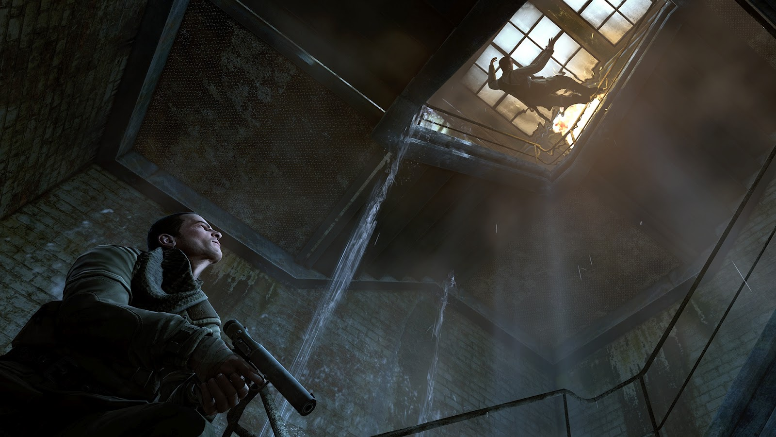 Sniper Elite V2 Full HD Wallpapers 1080p Wallpaper Store for 1600x900