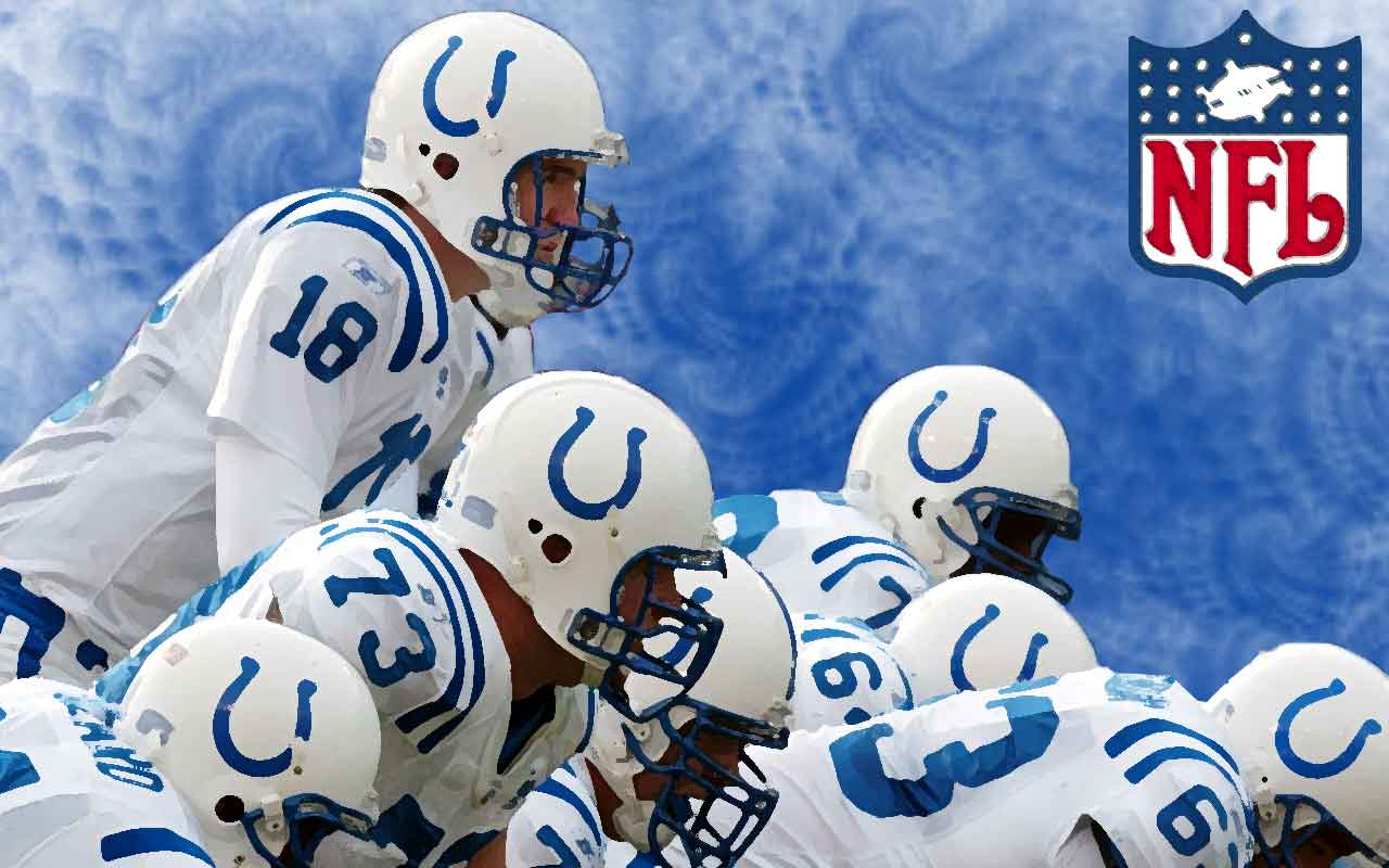 Wallpapers   NFL Colts wallpaper 1280x800