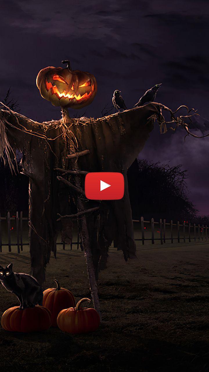 spooky halloween wallpaper aesthetic jack o lantern aesthetic 720x1282