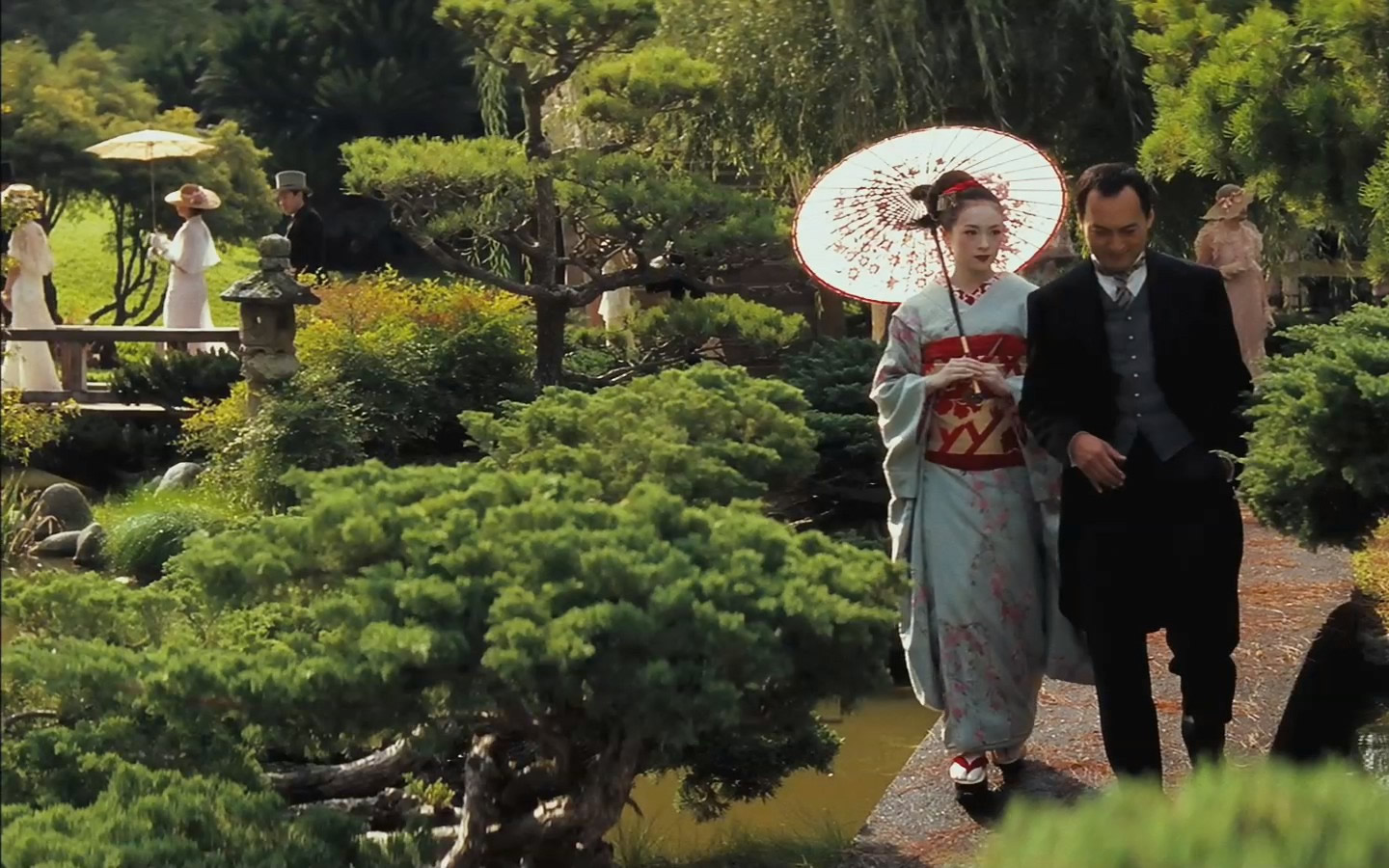 Movie   Memoirs Of A Geisha Memoirs Geisha Wallpaper 1440x900