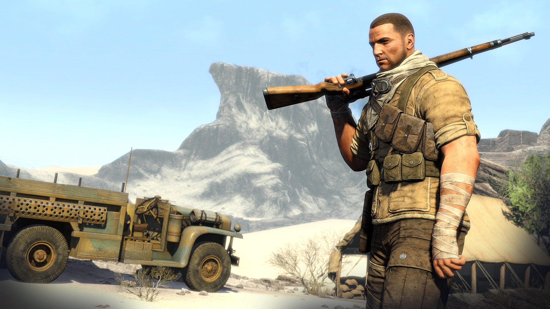 Sniper Elite 3 Wallpapers Screenshots 1920x1080