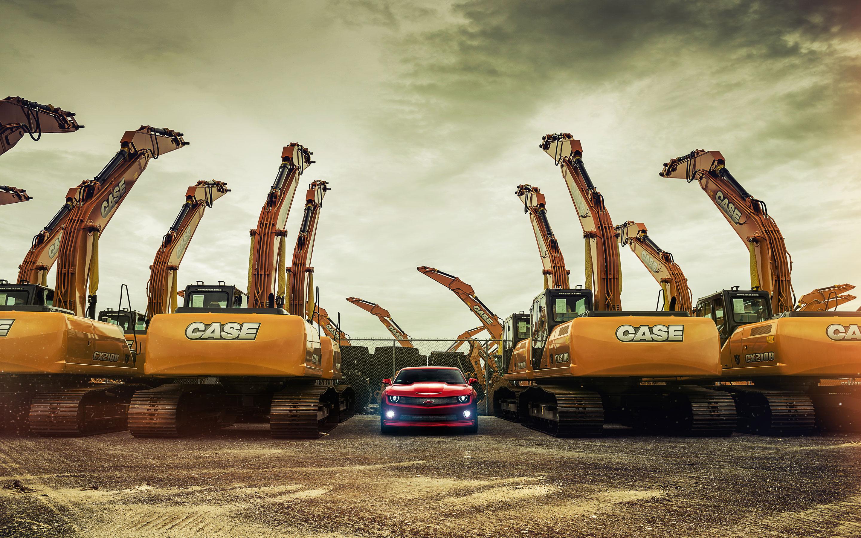 Camaro Car Case Wallpaper 2880x1800