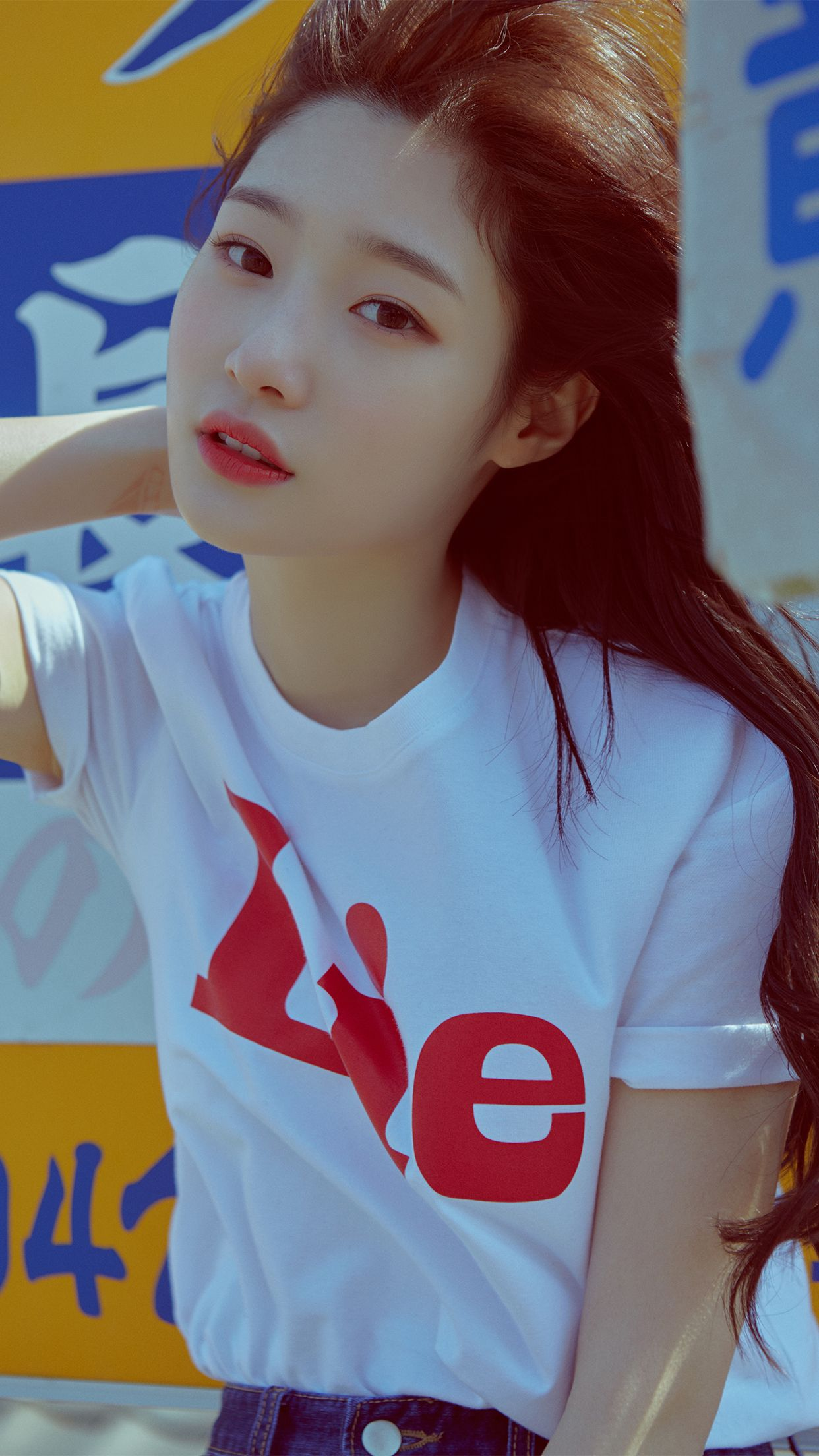 iPhone Wallpaper DIA JungChaeYeon ChaeYeon 1242x2208