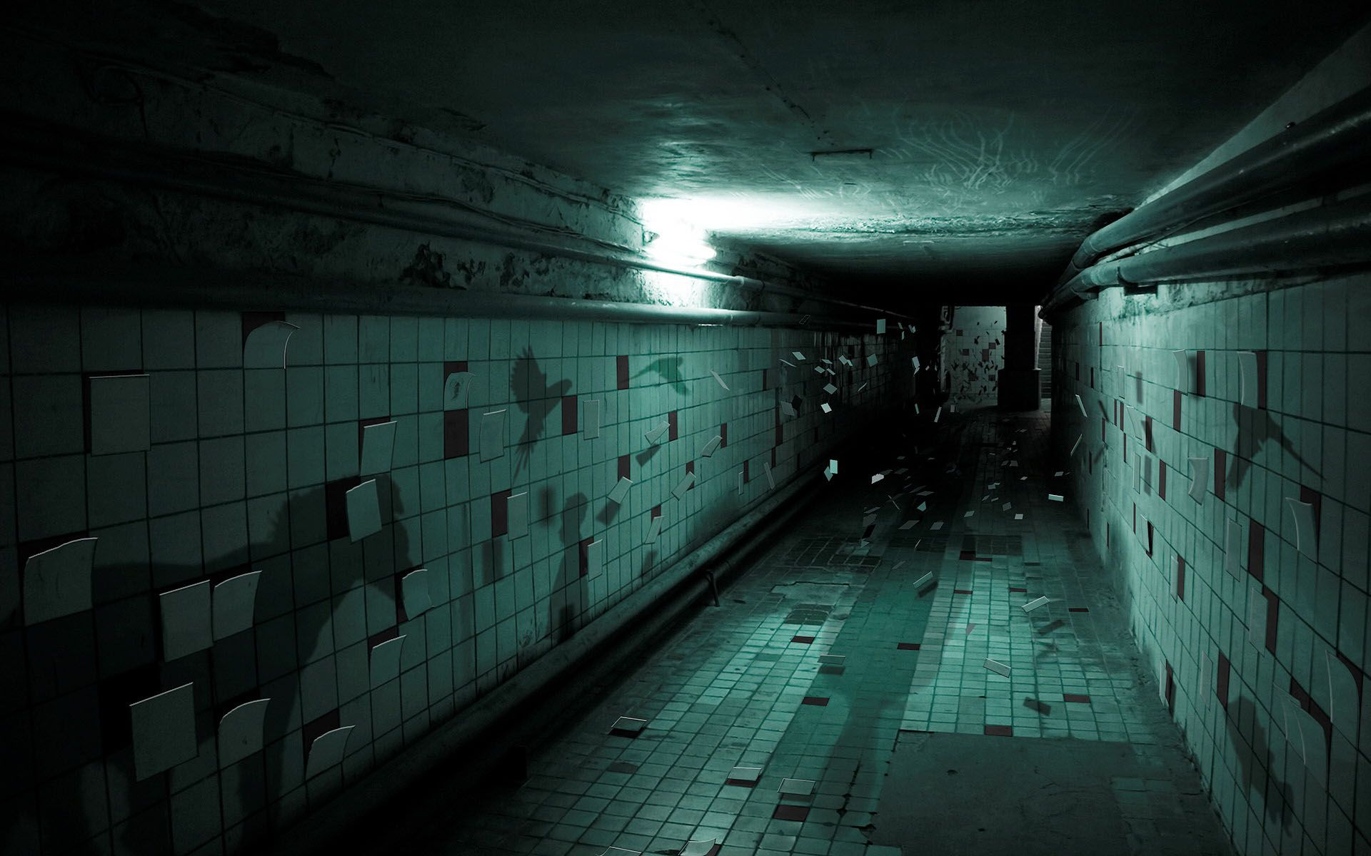 Terror Dreamland Scary wallpaper Scary backgrounds 1920x1200