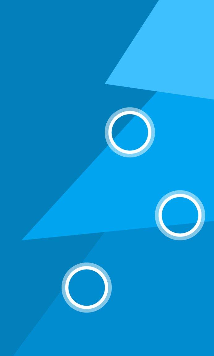 Cortana Wallpaper For Mobile Microsoft Windows Merry 692x1153