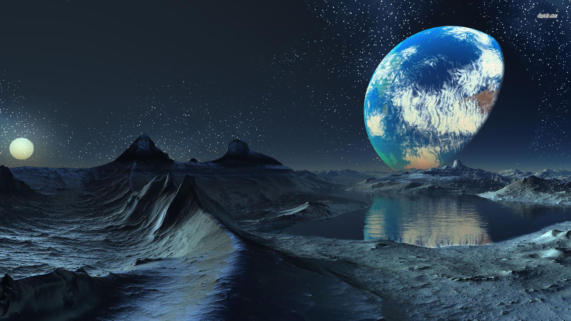 Lifeless planet wallpaper   Fantasy wallpapers   4049 1920x1080