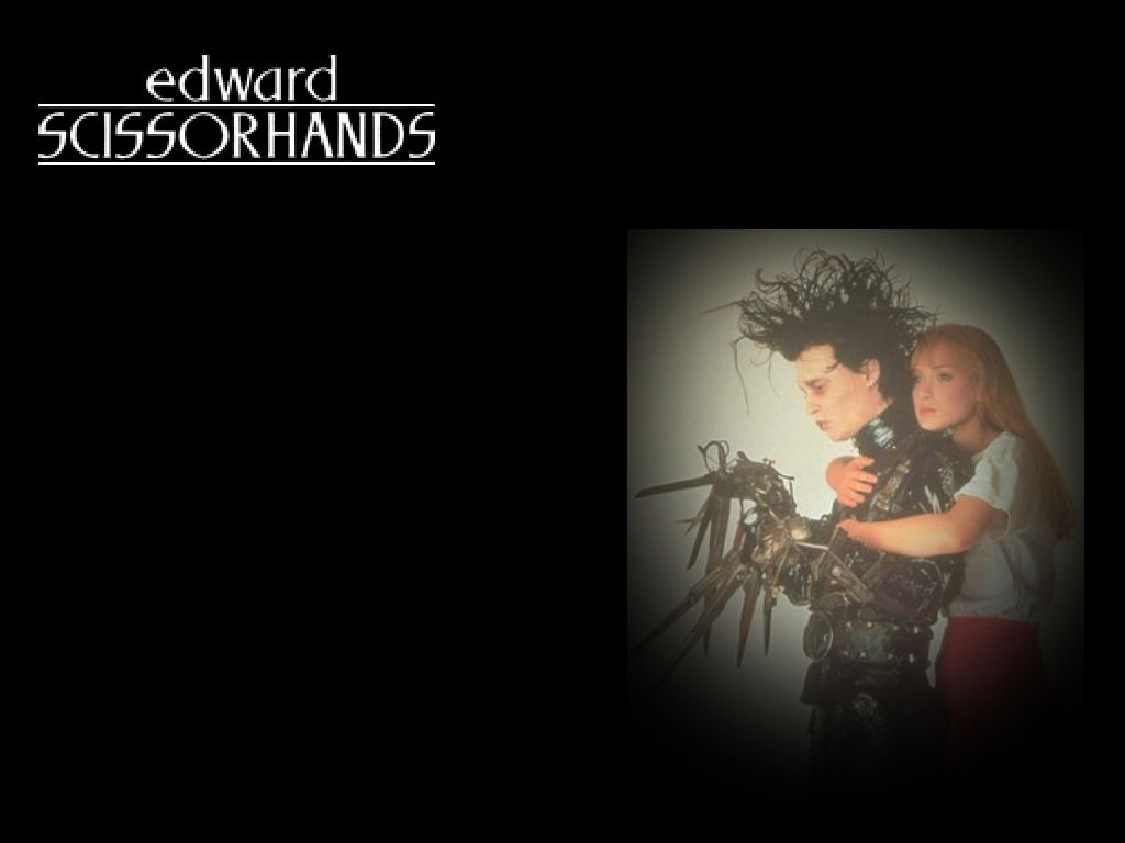 """edward scissorhands conformity essay Edward scissorhands 597 words - 3 pages the movie edward scissorhands was a movie about the idea of """"conformity"""" conformity is to live by only what is accepted in society."""