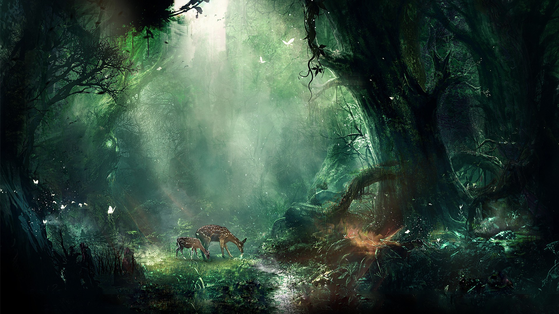 Fantasy wallpaper hd 1920x1080