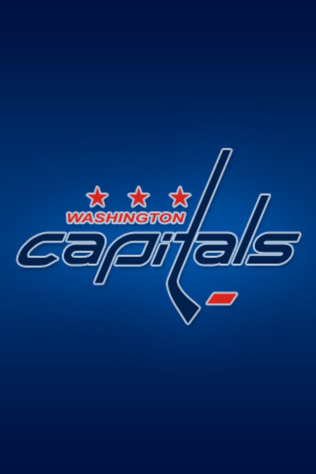 Washington Capitals iPhone Wallpaper HD 640x960