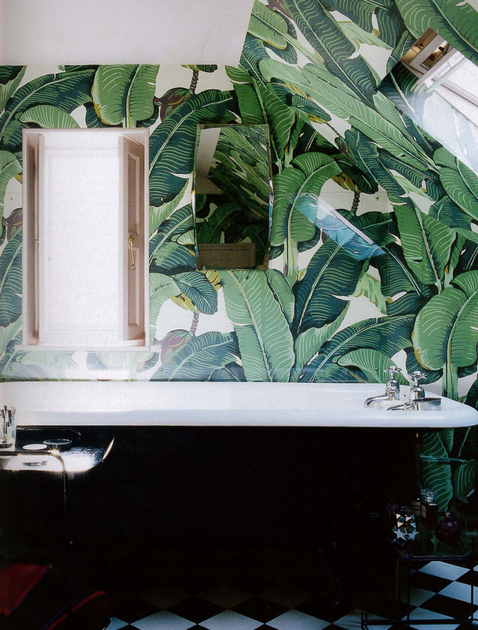 Leaf Banana Leaves Beverly Hills and Palm Wallpaper 1541x2027