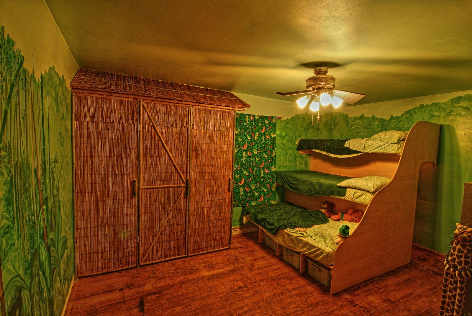 Rainforest Wallpaper For A Room Wallpapersafari