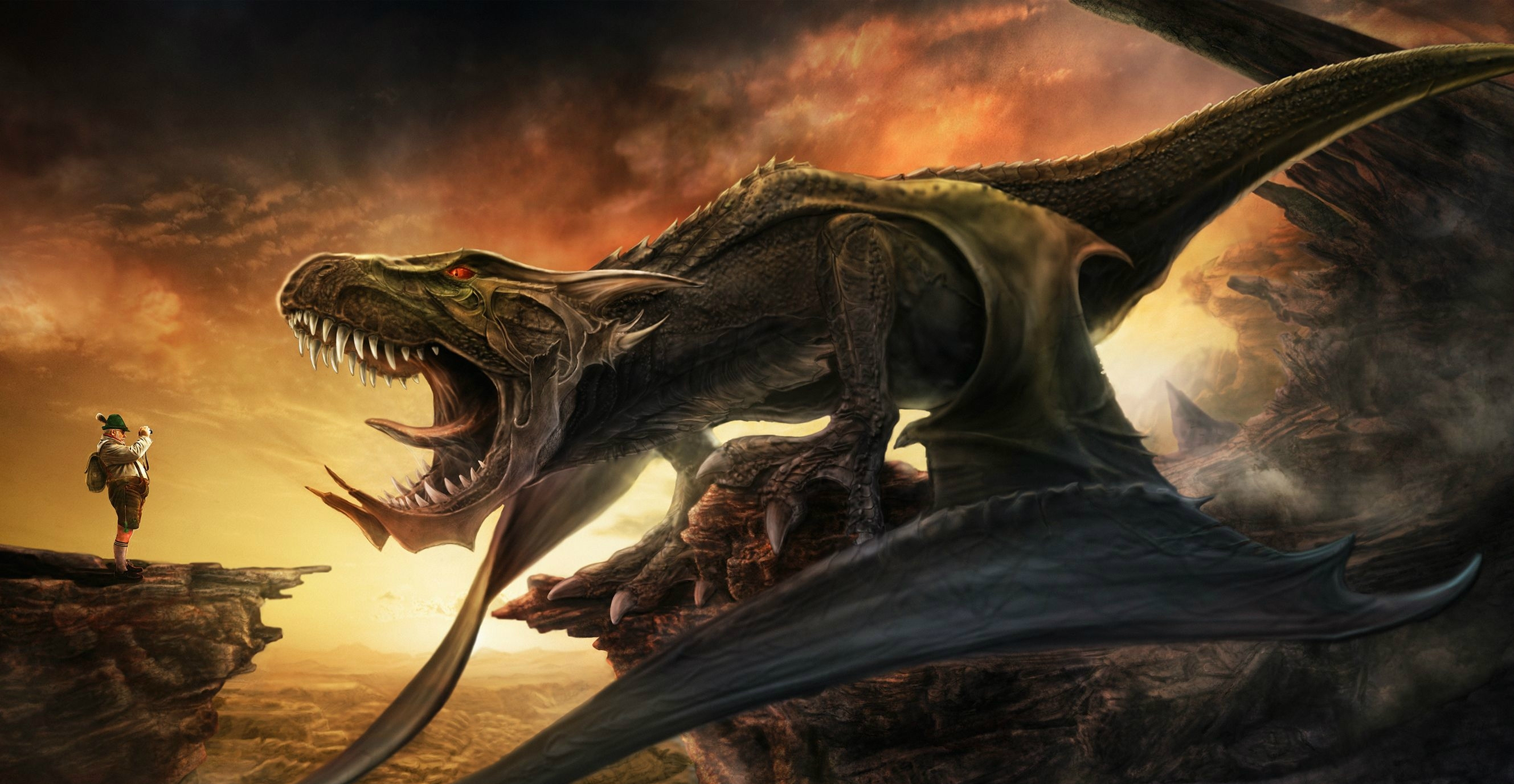 Download Dinosaur Wallpaper 2658x1378 Full HD Wallpapers 2658x1378