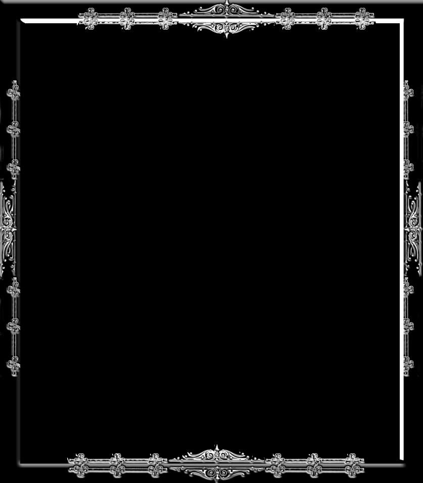 gothic frame1 by spidergypsy 837x955