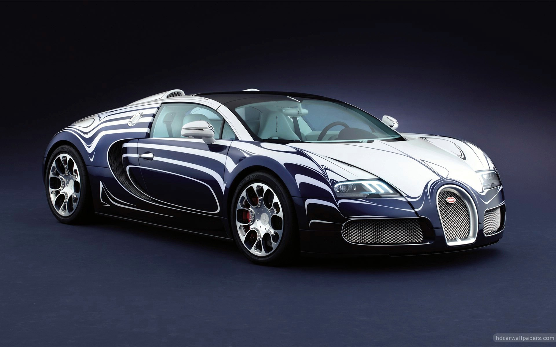 2011 Bugatti Veyron Grand Sport Wallpaper HD Car Wallpapers 1920x1200
